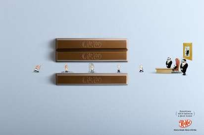 Attitude-Changing Chocolate Ads