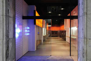 Splash Launderette in Barcelona is Trendy with a Night Club Interior