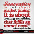 Innovation Fufils an Unmet Need - Innovation Strategy Speaker Jeremy Gutsche on Overcoming Crisis