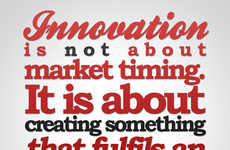Innovation Fufils an Unmet Need