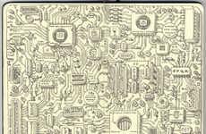 Detailed Moleskine Sketches (UPDATE)