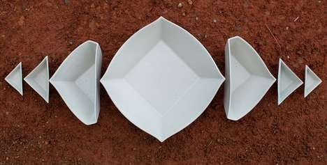 Square Dish Sets