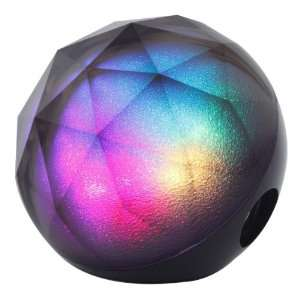 Glowing Multicolored Speakers