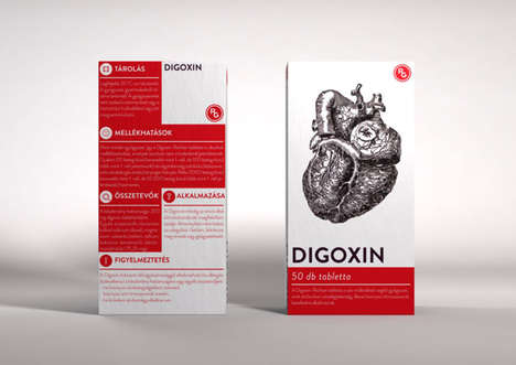 Richter Gedeon packaging