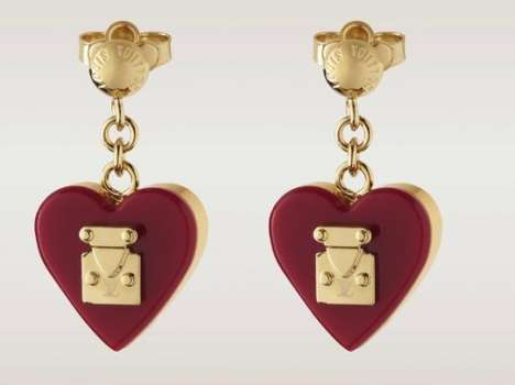 louis vuitton fashion jewelry