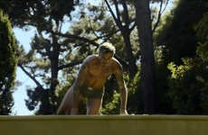 Action-Filled Underwear Ads - The H&M Spring Short Film by Guy Ritchie Stars David Beckham