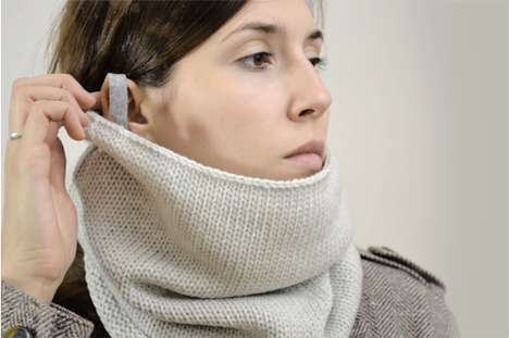 Woo! Neck Warmer