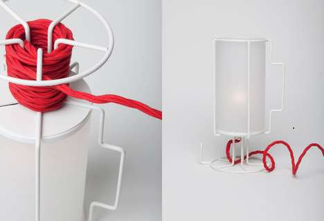 Urglass Lamp