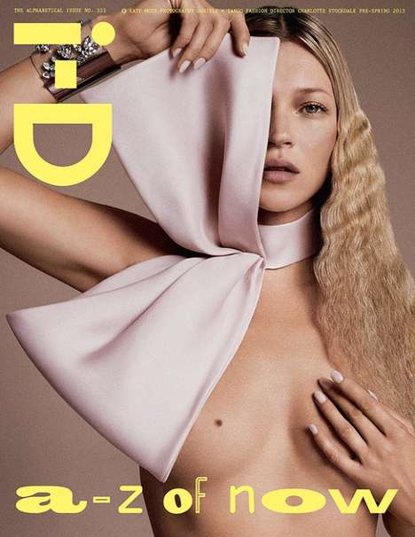 i-D Magazine Alphabetical Issue