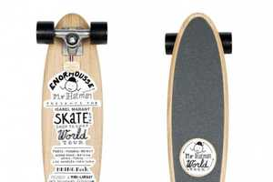 The Isabel Marant x Heritage Paris Skateboards are Gnarly