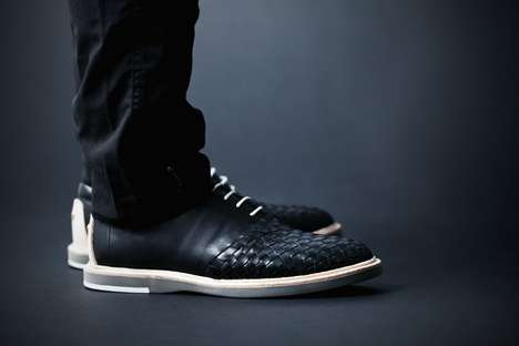 breathable business shoes