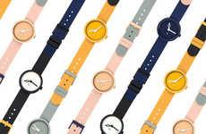 Mod Monochromatic Watches