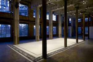 The Aude Moreau Sugar Carpet is Made of Sweet Ingredients