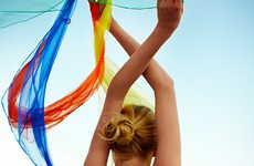 Ravishing Rainbow Editorials