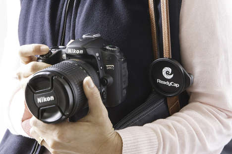 ReadyCap Lens Holder