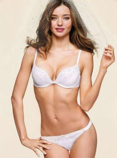 victoria secret bridal lingerie