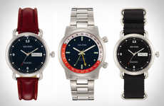 Crisp Prototypical Watches