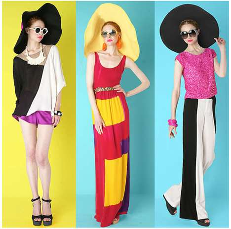 color blocking fashion