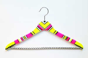 This DIY Activity Lets You Decorate Your Ordinary Closet Accessories