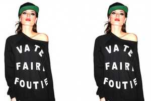 Ktag clothing NYC Shows that Anything Can Sound Seductive in French