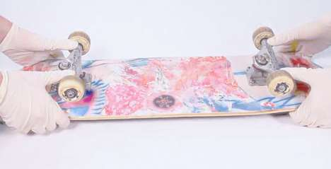 marc jacobs skateboard