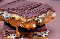 Caramelized Cookie Dough Bark