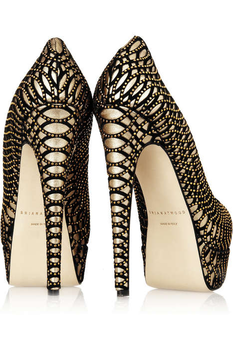 Brian Atwood Hamper Pumps