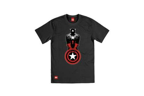 marvel capsule collection