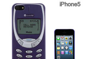 This Old-School iPhone 5 Case Will Get You Feeling Nostalgic