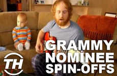 Courtney Scharf Unveils Fan-Made Tributes to the Grammy Nominees of 2013