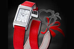 Jaeger-Lecoultre Offers an Ideal Valentine's Day Watch Gift