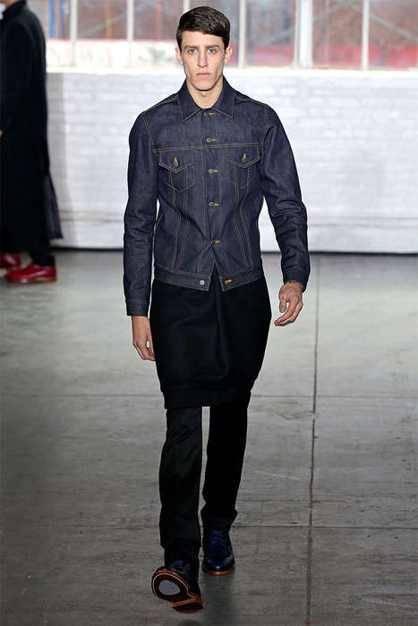 Duckie Brown Fall/Winter 2013