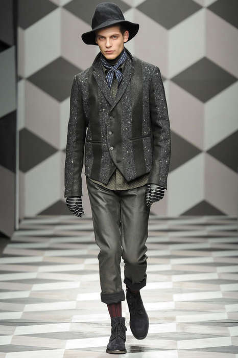 Robert Geller Fall/Winter 2013