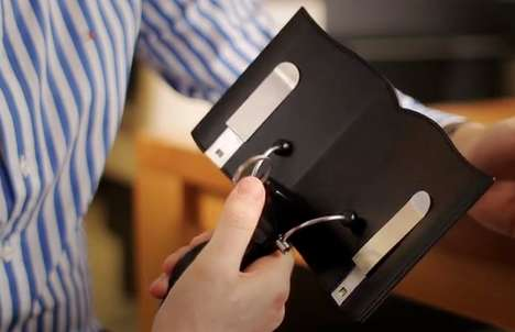 Ergonomic Book Holders - The LazyPete One Handed Book Holder Makes Perfect Sense