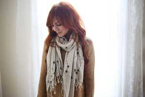 This 'A Beautiful Mess' Scarf is Simply Beautiful
