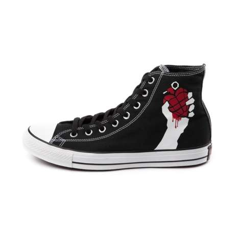 punk rock sneakers