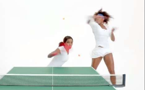 williams sister apple commercial
