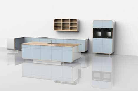 Air Kitchen by deVOL