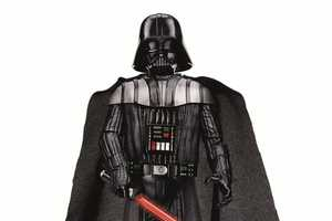 New Star Wars Figures are Unveiled at the 2013 Toy Fair