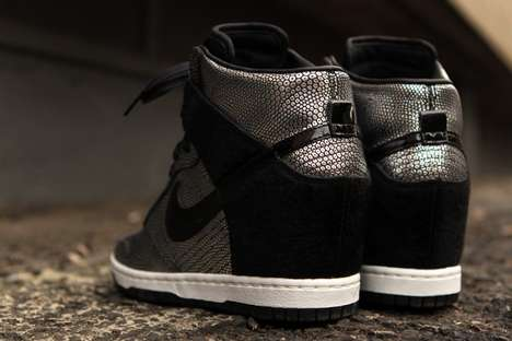 Nike Dunk wedge