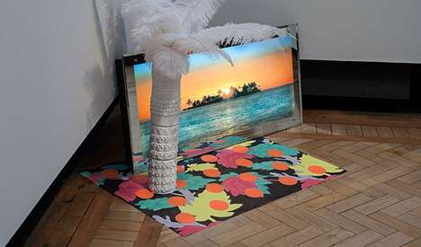 Painting Art Installations