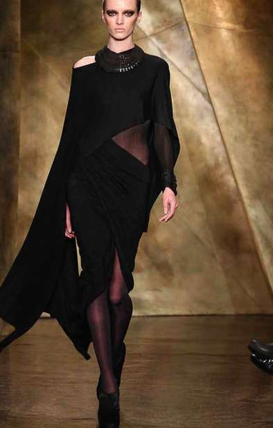 donna karan fall 2013 