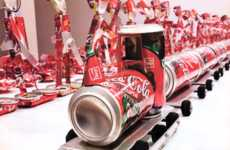 From Coke Can Trains to Tin Whistles
