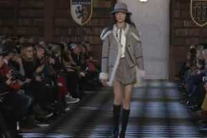 The Tommy Hilfiger Fall 2013 RTW Collection is Tomboy Chic