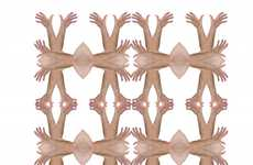 Michael Jantzen's Unusual Fractal Art Reconstructs Body Par