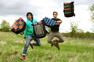 The Highland Luxury Bags are Ethically Made and Fashionable