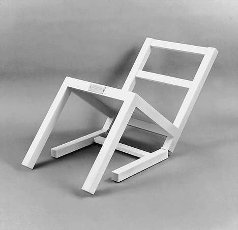 Angular Chair Designs