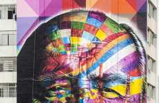 Prismatic Mural Tributes