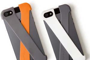 The Crossover iPhone 5 Case Has Straps That Can Hold Your Cash