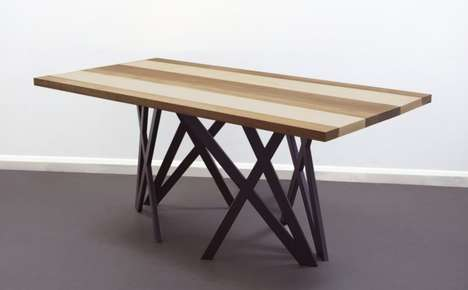 X Table by Christopher Duffy